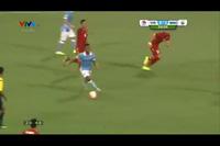 ĐT Việt Nam 0-4 Man City: Cú đúp của Sterling