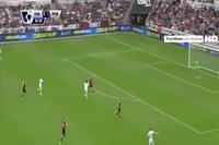 Swansea 1-1 Man Utd: Ayew gỡ hòa