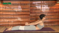 4 động tác Yoga lấy lại vóc dáng sau sinh
