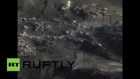 Chiến đấu cơ Nga san phẳng các mục tiêu phiến quân tại tỉnh Latakia