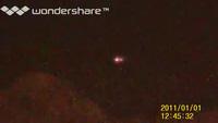Vật thể lạ thắp sáng nền trời Tucson