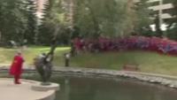 """Video về kỷ lục """"đội quân Siêu nhân"""" được Nexen lập nên vào năm 2011"""