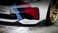 BMW M2 MotoGP - Xe an toàn của mùa giải MotoGP 2016