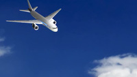 Cánh lái của máy bay Boeing 777