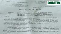 Vụ đánh cắp con dấu, thách thức tòa án: Thủ phạm chống đối pháp luật đến cùng