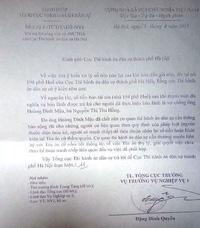 Tổng cục Thi hành án chỉ đạo xử lý số tiền bán nhà 194 phố Huế đúng pháp luật