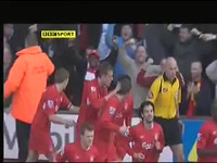 LIVERPOOL 1-0 MANCHESTER UNITED (tháng 2/2006)
