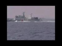 Hình ảnh tuyên truyền, đấu tranh ôn hòa của Cảnh sát biển Việt Nam