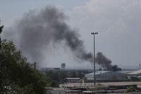 Giao tranh dữ dội tại sân bay Đông Ukraine bị quân ly khai chiếm đóng