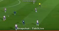 Benzema mở tỷ số cho Real Madrid trước Granada