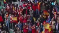 Nolito tỏa sáng, Tây Ban Nha thắng Bosnia 3-1