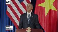 Báo chí thế giới đồng loạt đưa tin Mỹ dỡ bỏ cấm vận vũ khí với Việt Nam
