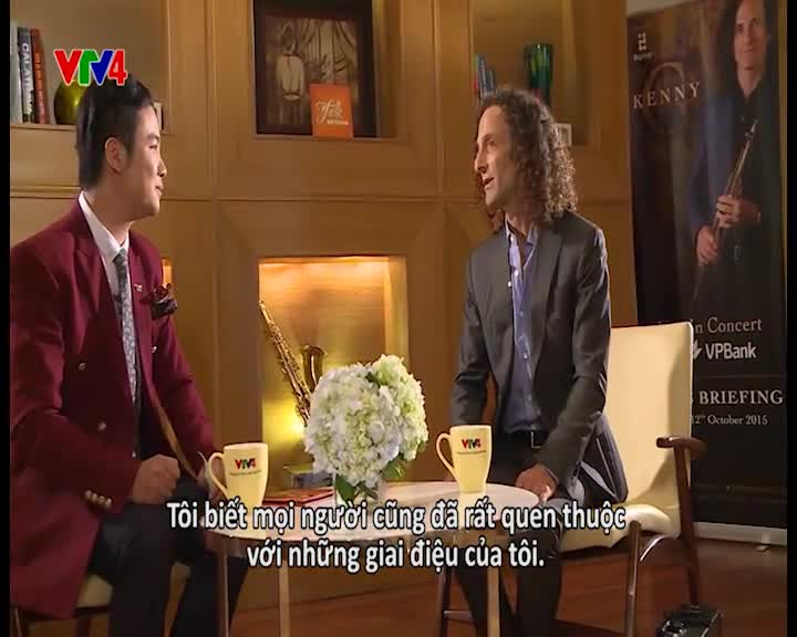 Talk Vietnam: Kenny G, the infinite passion