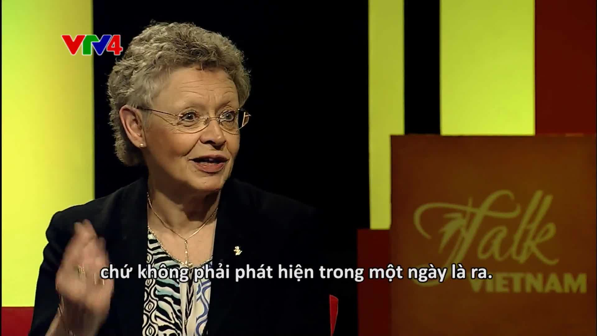 Talk Vietnam: Meet the science who won the Nobel Prize in Medicine in 2008