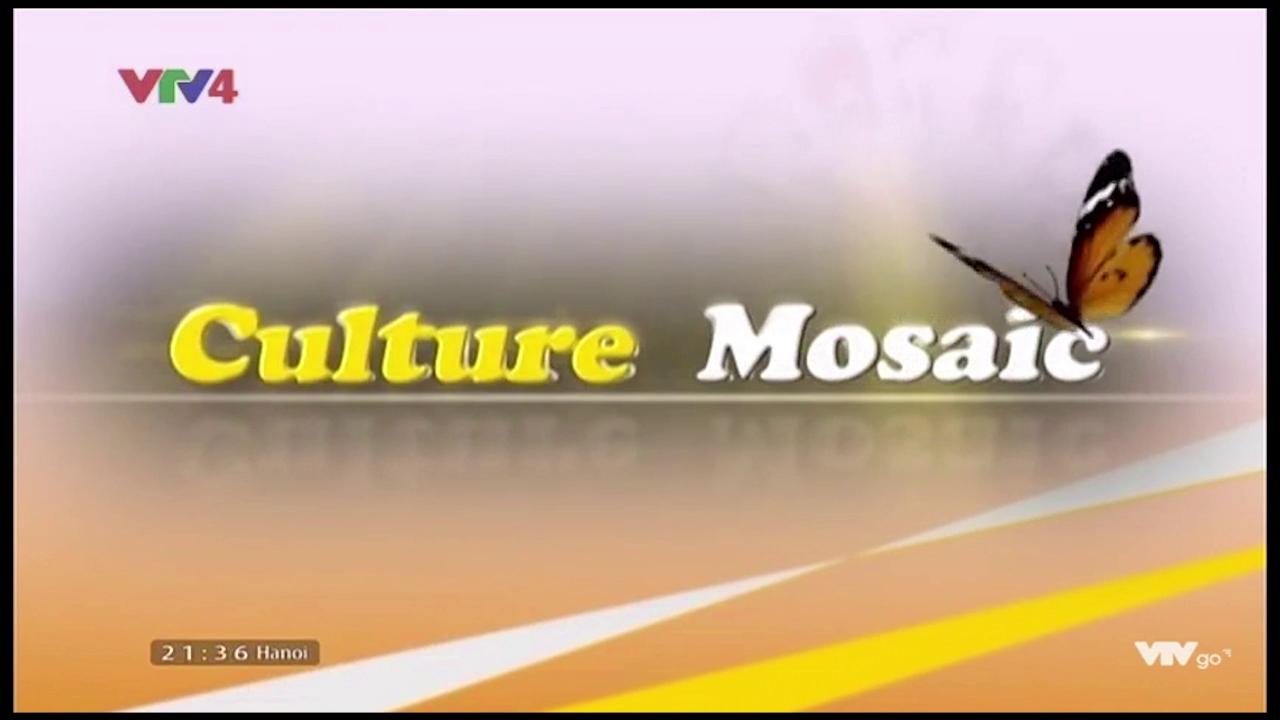 Culture Mosaic - 8/19/2016