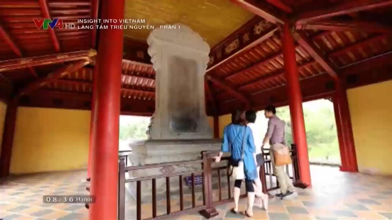 Insight into Vietnam: Mausoleum of the Nguyen Dynasty - Part 1