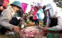 Phiên chợ độc nhất vô nhị xứ Thanh