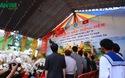 Nước mắt không ngừng rơi trong Đại lễ cầu siêu 64 liệt sĩ Gạc Ma