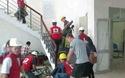 Diễn tập cứu trợ thảm họa y tế biển đảo trên tàu bệnh viện của Hải quân Hoa Kỳ