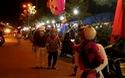 Bình Định: Dựng lều, trắng đêm bán hoa Tết