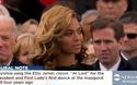 Quốc ca Mỹ do Beyonce thể hiện