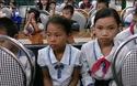 Trao học bổng khuyến học đến với các em huyện miền núi Con Cuong
