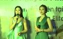 Hoa hậu Ngọc Hân và Kỳ Duyên chia sẻ cảm nhận của mình khi đã từng được Tiến sĩ, Bác sĩ Nguyễn Phú Hòa chăm sóc sức khỏe răng miệng