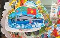 Lồng đèn biển đảo Việt Nam lên ngôi dịp Tết trung thu