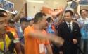 Sự đón tiếp của CĐV Việt Nam dành cho Man City