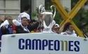 Toàn cảnh lễ rước cúp vô địch của Real Madrid