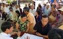 Khám bệnh, cấp thuốc miễn phí cho người già bệnh tật, trẻ em ở Huế