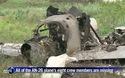 Máy bay quân sự Ukraine bị bắn rơi gần biên giới Nga