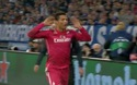 C.Ronaldo mở tỉ số cho Real Madrid trước Schalke