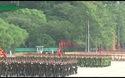 Lực lượng Công an Nhân dân Việt Nam diễu binh trên Quảng trường Ba Đình