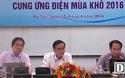 """Vừa qua, hàng chục nhà máy thuỷ điện đã """"nhảy"""" ra khỏi thị trường phát điện cạnh tranh. Liệu việc này có gây ra nguy cơ thiếu hụt sản lượng điện vì thủy điện chiếm tới gần 40% cơ cấu nguồn điện của Viêt Nam."""
