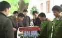 Công an huyện Quỳ Hợp bắt 3 đối tượng buôn pháo