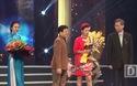 Đoàn làm phim Trúng số đại thắng tại Cánh diều vàng 2015