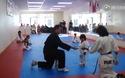 Cậu bé 4 tuổi trình diễn taekwondo