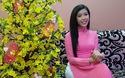 Hoa khôi Phương Uyên chúc mừng năm mới Bính Thân