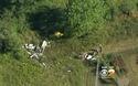 Máy bay rơi khi diễn tập nhào lộn tại New York, phi công thiệt mạng