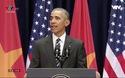 """Tổng thống Obama: Nước lớn không thể """"ăn hiếp"""" nước nhỏ!"""