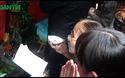Đền Bà Chua Kho: Khấn thuê, lễ mướn, hóa vàng hộ hốt bạc
