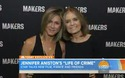 Jennifer Aniston tâm sự về hôn nhân