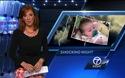 Bé gái chào đời với tóc dựng ngược do bị sét đánh khi trong bụng mẹ