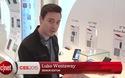 Video thực tế smartphone màn hình cong 2 cạnh cảm ứng của LG