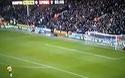 Pha rót bóng từ giữa sân vào lưới Norwich (28/4/2012)
