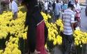 Chợ hoa ngày cuối năm