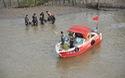 Nam sinh viên nhảy sông Sài Gòn mất tích
