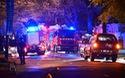 Cháy lớn tại Tổng lãnh sự quán Indonesia