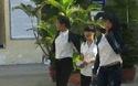 Buổi thi cuối kỳ thi THPT quốc gia 2015 tại Đà Nẵng